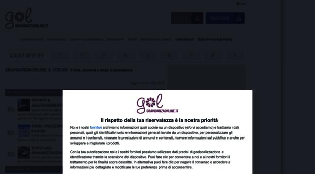 forum.gravidanzaonline.it