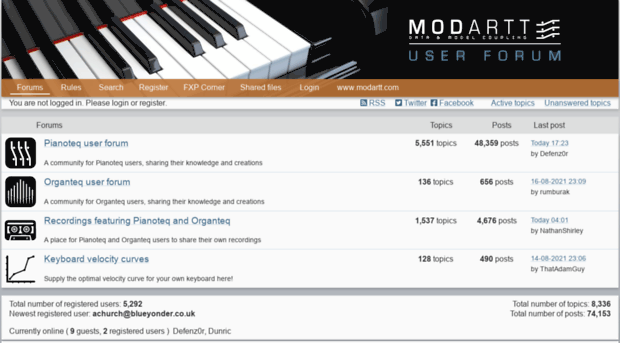 forum.modartt.com