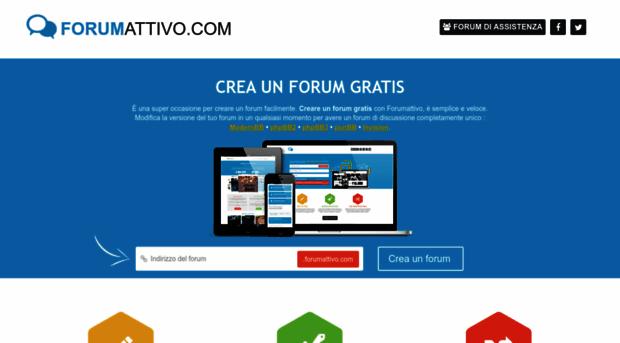 forumattivo.com