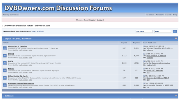 forums.dvbowners.com
