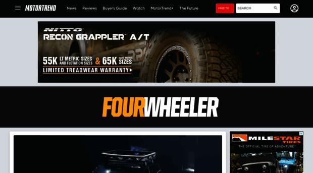 fourwheeler.com