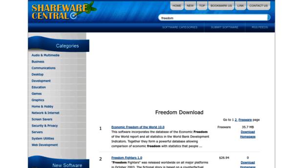 freedom.sharewarecentral.com