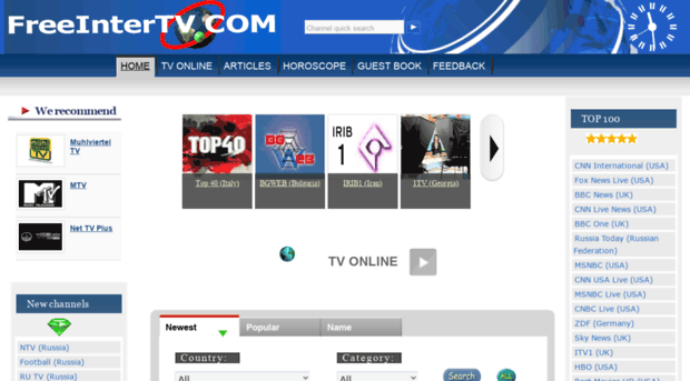 watch msnbc live online on free freeintertv