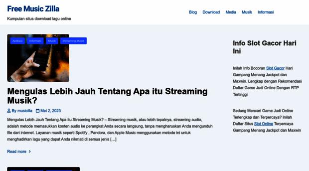 freemusiczilla.com