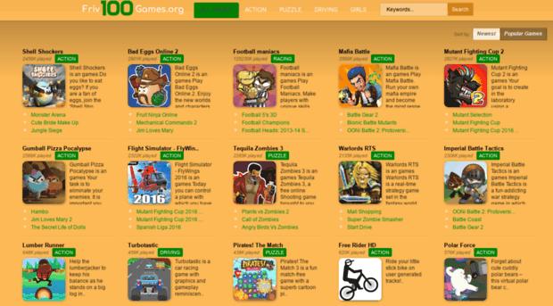 Friv100games Org Friv 100 Games Friv 100 Games