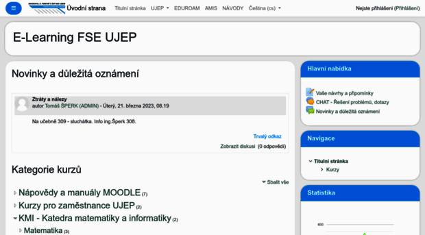 fselearning.ujep.cz