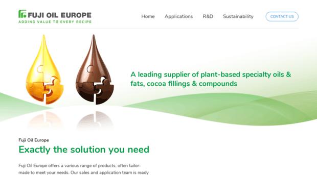 fujioileurope.com