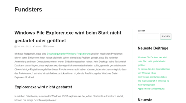 fundsters.de