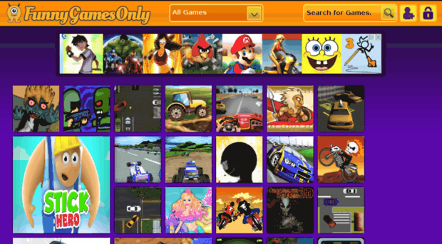 funnygamesonly.com - Funny Games Only - Funny Games Only Funny Games Only