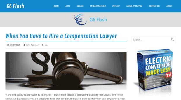 g6flash.com