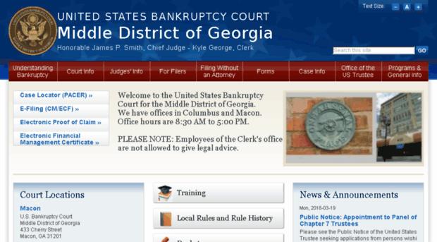 gamb.uscourts.gov