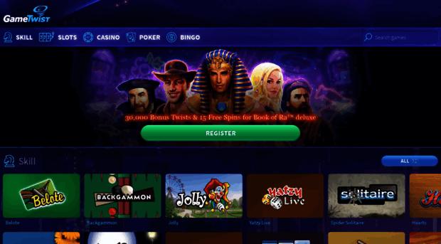 gemetwist casino