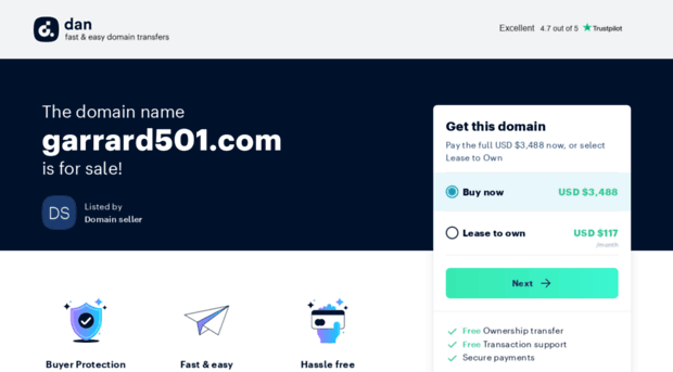 garrard501.com