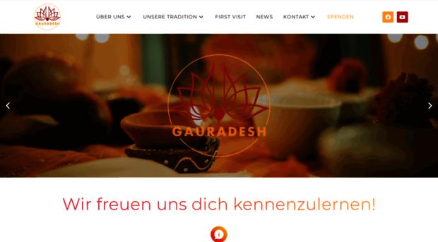 gauradesh.com
