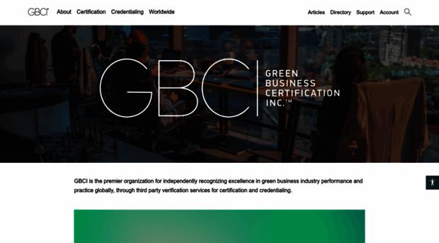 gbci.org