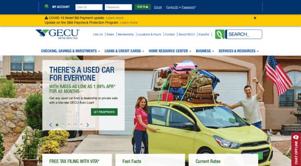 Gecu Mycardinfo Com Gecu Home Auto And Personal Gecu Mycardinfo