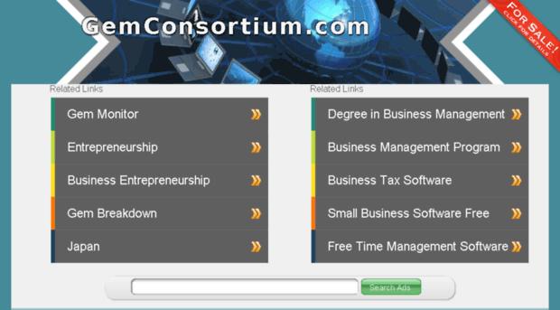 gemconsortium.com