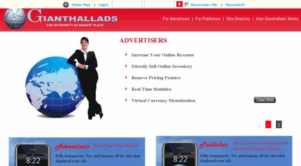 gianthallads.com