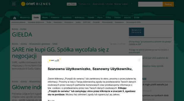 gielda.onet.pl