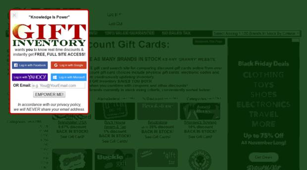 giftinventory.com
