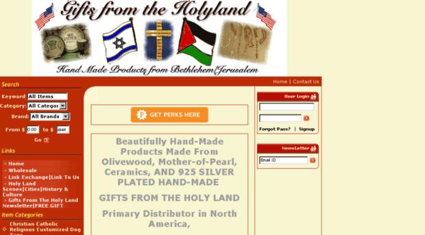 giftsfromholyland.com