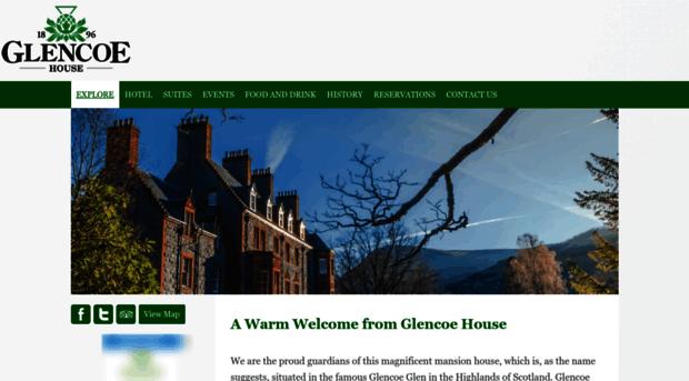 glencoe-house.com