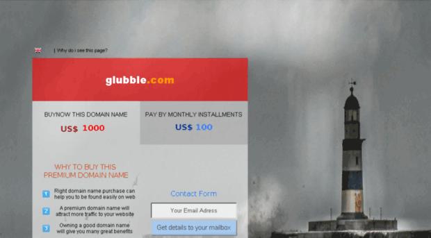 glubble.com