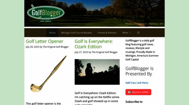 golfblogger.com