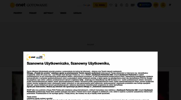 gotowanie.onet.pl