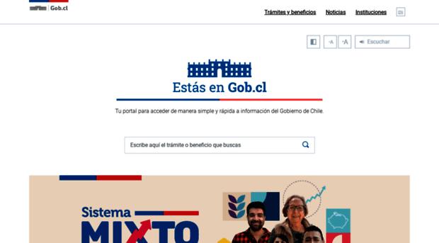 gov.cl
