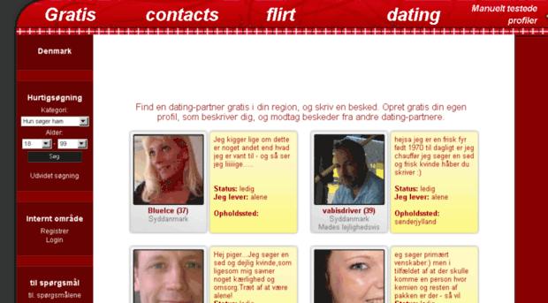 ♥ Danske Netdating-Eksperter ♥
