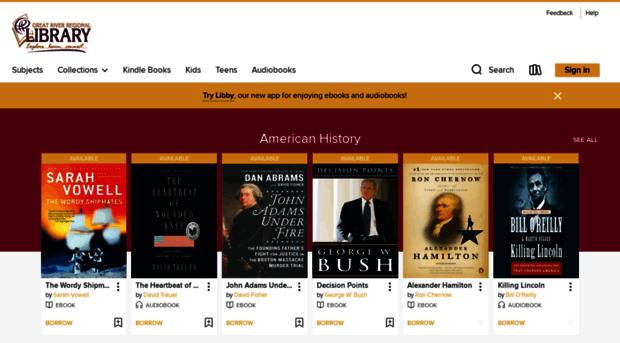 greatrivermn.libraryreserve.com