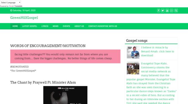 greenhillgospel.com