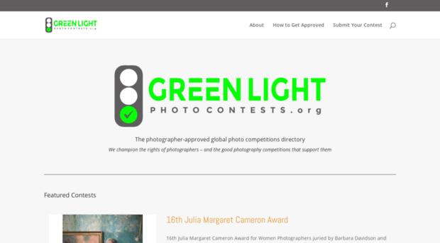 greenlightphotocontests.org