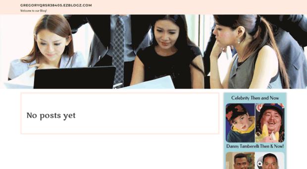 gregoryqrsr38405.ezblogz.com