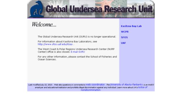 guru.uaf.edu