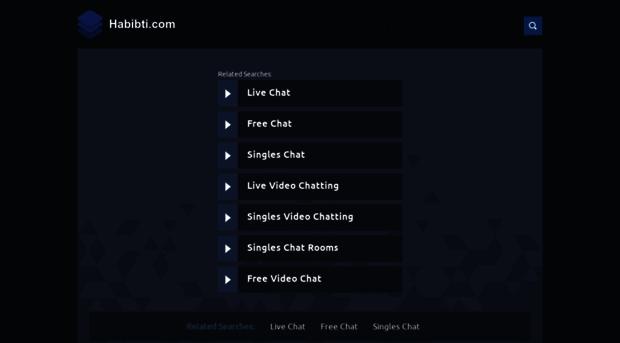 Www.habibti.com habibti site de rencontres et de chat