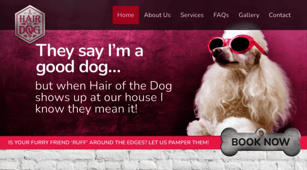 hairofthedogpetspa.com