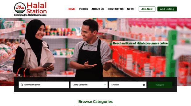 halalstation.com