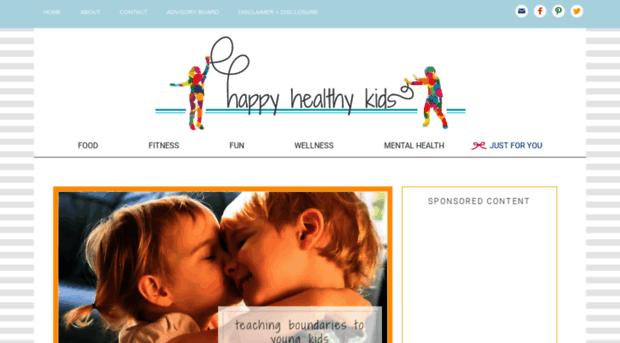 happyhealthykids.com