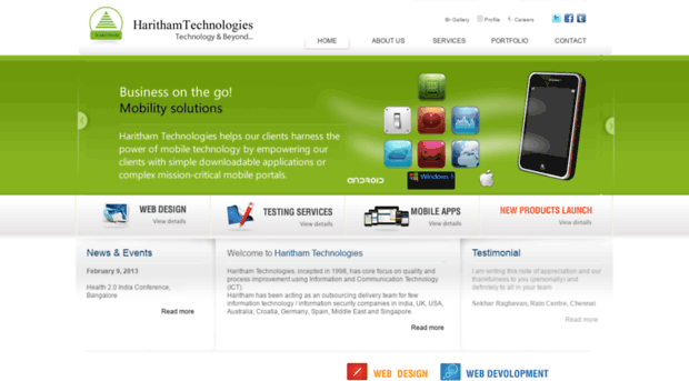 harithamtechnologies.com