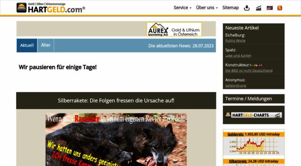 hartgeld.com
