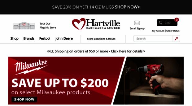 hartvilletool.com