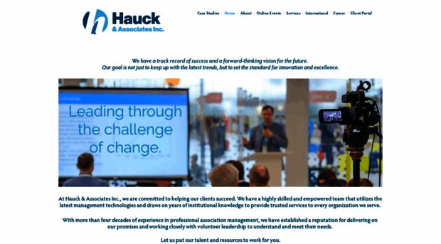 hauck.com