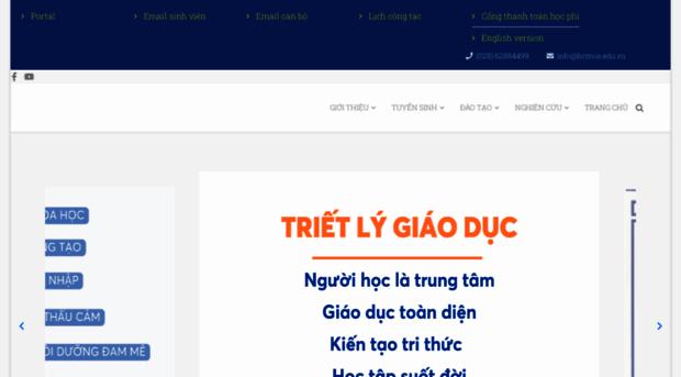 hcmus.edu.vn