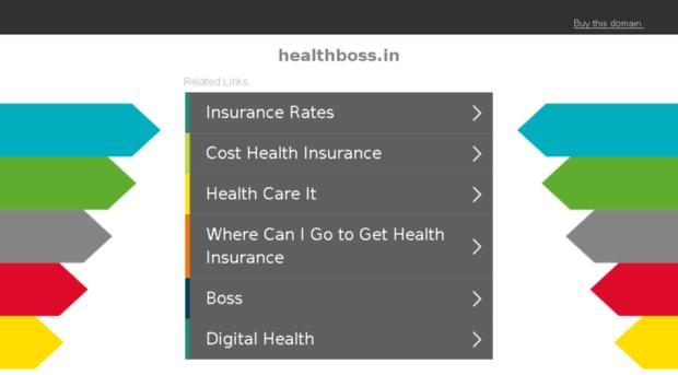 healthboss.in