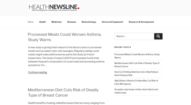 healthnewsline.net