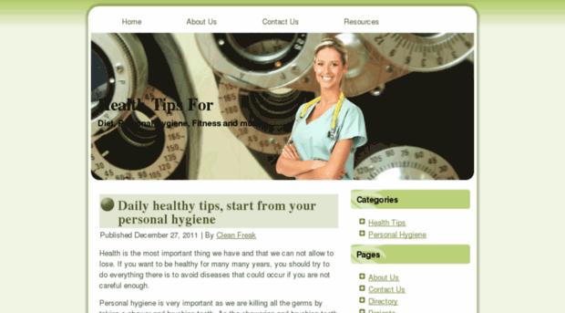 healthtipsfor.com