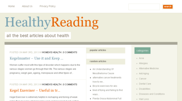 healthy-reading.com