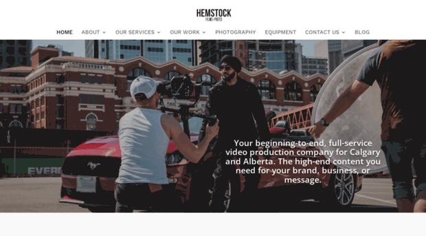 hemstockfilms.com